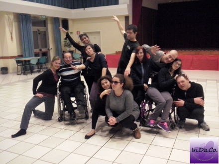 Giornata di DanceAbility - In.Da.Co. ASD