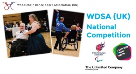 Inclusive Dance Festival & UK National Competition - In.Da.Co. ASD